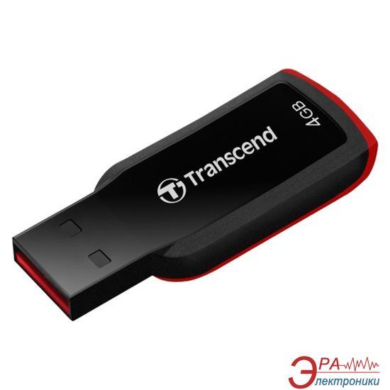 Флеш память USB 2.0 Transcend 4 Гб JetFlash 360 (TS4GJF360)