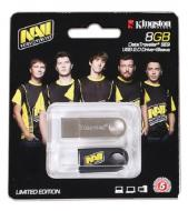 Флеш память USB 2.0 Kingston 8 Гб DataTraveler SE9 Na'Vi Edition (KC-U468G-4B)