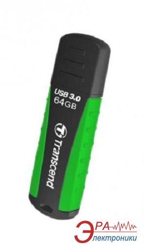 Флеш память USB 3.0 Transcend 64 Гб JetFlash 810 Green (TS64GJF810)