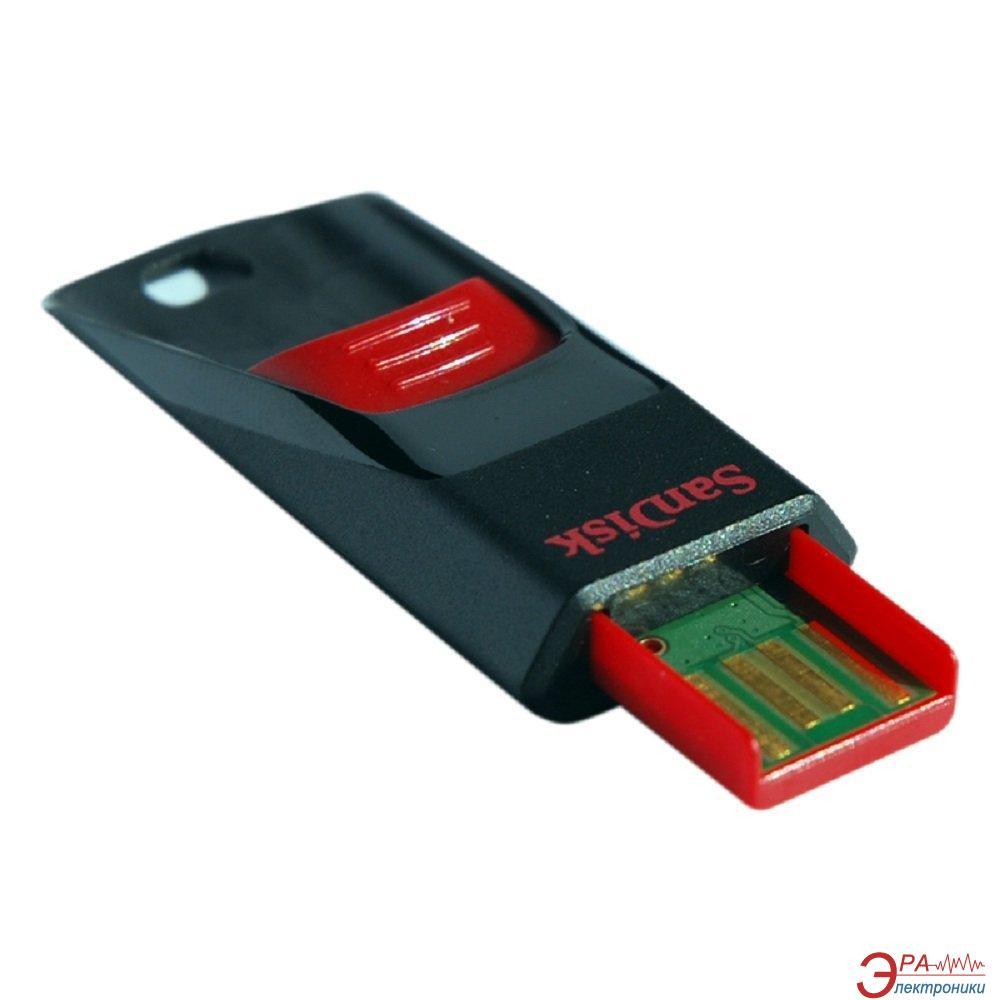 Флеш память USB 2.0 SanDisk 64 Гб Cruzer Edge (SDCZ51-064G-B35)