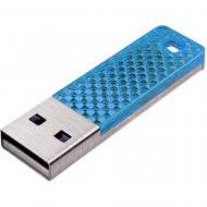 Флеш память USB 2.0 SanDisk 32 Гб Cruzer Facet Electric Blue (SDCZ55-032G-B35BE)