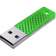 Флеш память USB 2.0 SanDisk 16 Гб Cruzer Facet Electric Green (SDCZ55-016G-B35GE)