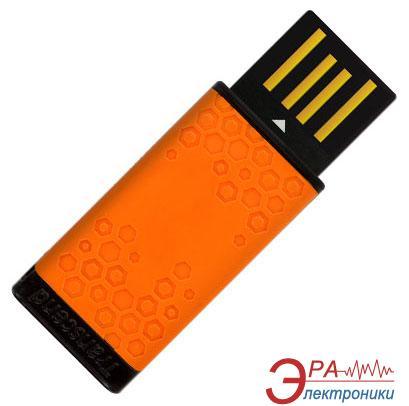 Флеш память USB 2.0 Transcend 2 Гб JetFlash 5T (TS2GJFT5T)