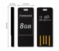 ���� ������ USB 2.0 Transcend 8 �� JetFlash T3K (TS8GJFT3K)