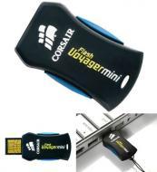 Флеш память USB 2.0 Corsair 16 Гб Voyager Mini (CMFUSBMINI-16GB)