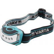 Фонарик Varta LEDx4 Outdoor Sports Head 3AAA (16630101421)