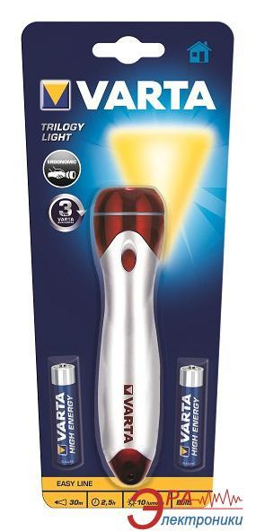 Фонарик Varta Trilogy Light 2 AAA (16613101421)