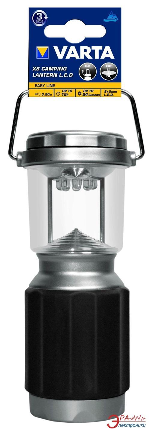 Фонарик Varta Camping Lantern XS LED 4AA (16664101111)