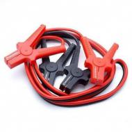 Пусковой кабель Intertool 300A, 2.5m (AT-3041)