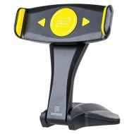 Автомобильный держатель для планшета Remax RM-C16 Black/Yellow