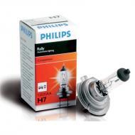 Лампа галогенная Philips H7 Rally, 1шт/картон (12035RAC1)