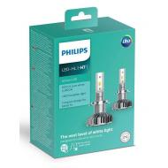 Лампа светодиодная Philips H7 Ultinon Led +160%, 2 шт (11972ULWX2)