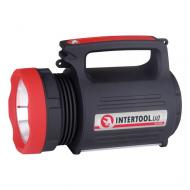 Фонарик Intertool 1LED 5W + 22 SMD (LB-0105)