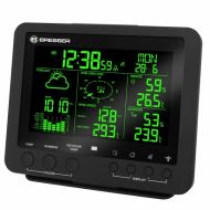 Метеостанция Bresser Weather Center 5-in-1 256 colour Black (925525)