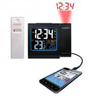 Проекционные часы La Crosse WT552-Black (921499)