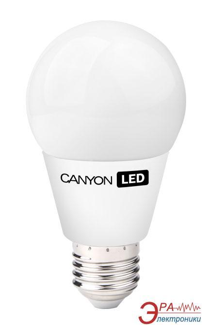 Светодиодная лампа Canyon LED A60 E27 8W 220V 4000K (AE27FR8W230VN)
