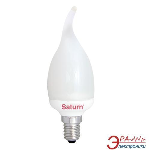 Энергосберегающая лампа Saturn ST-ES14 CW (ST-ES14.09)