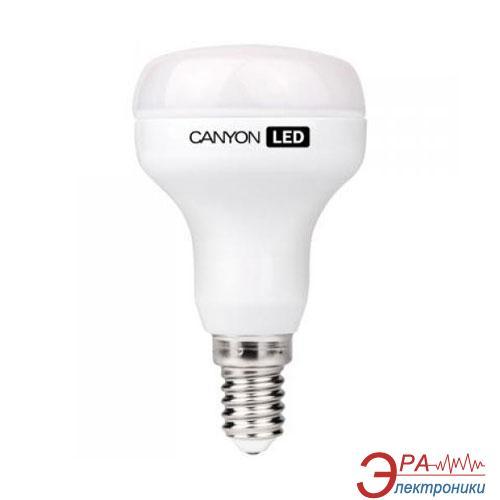 Светодиодная лампа CANYON LED R50 E14 6W 220V 2700K (R50E14FR6W230VW)