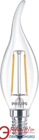 Светодиодная лампа Philips LED Fila ND E14 2.3-25W 2700K 230V BA35 1CT APR (929001180307)