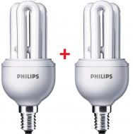 ����������������� ����� Philips E14 11W 220-240V 6500K Genie (1+1) (8717943898619)