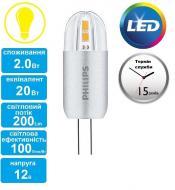 ������������ ����� Philips LEDcapsuleLV G4 2.2-20W 12V 830 CorePro (929001131802)