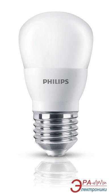 Светодиодная лампа Philips LEDBulb E27 4-40W 230V 6500K P45 (929001161007)
