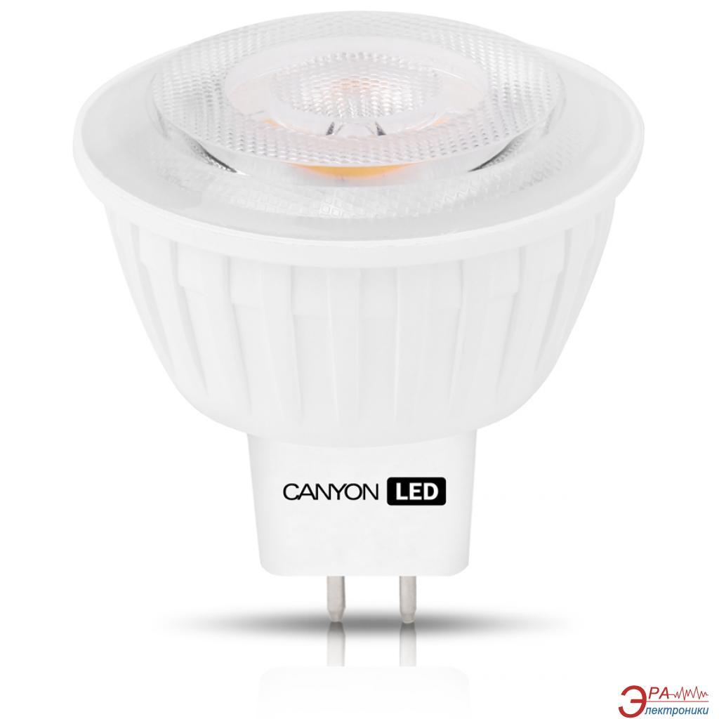 Светодиодная лампа Canyon MR16 GU5.3 7.5W 220V 4000K (MRGU53/8W230VN60)