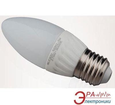 Светодиодная лампа GRAND LED 5W 3000K E27 (B-C37E27W05M)
