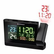 Многофункциональные часы Bresser Colour TP Black (925523)