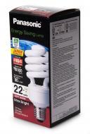 Энергосберегающая лампа Panasonic 22W (125W) 2700K E27 (EFD22E27HD3MR)
