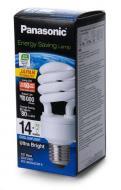 Энергосберегающая лампа Panasonic 14W (75W) 6500K E27 (EFD14E65HD3MR)