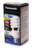 Энергосберегающая лампа Panasonic 22W (125W) 6500K E27 (EFD22E65HD3MR)