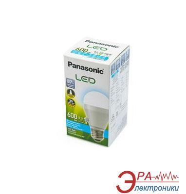Светодиодная лампа Panasonic LED 8W (60W) 6500K 600lm E27 (LDAHV8D65H2RP)
