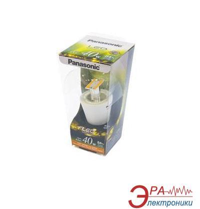 Светодиодная лампа Panasonic LED Nostalgic 6.4W (40W) 2700K 470lm E27 (LDAHV8D65H2RP)
