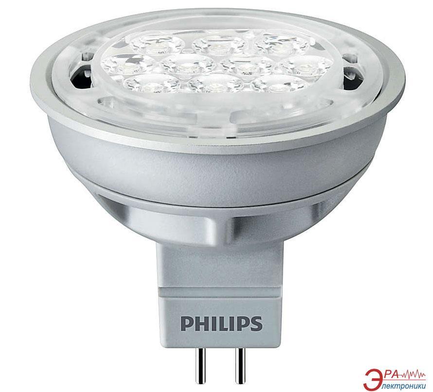 Светодиодная лампа Philips LED MR16 5-50W 2700K 24D (929000237038)