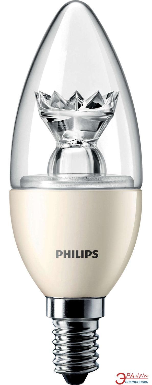 Светодиодная лампа Philips LEDcandle D E14 6-40W 827 B39 CL Master (929000271802)