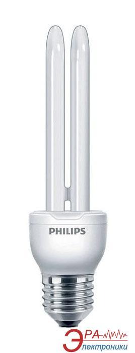 Энергосберегающая лампа Philips E27 14W 220-240V CDL 1PF/6 Economy Stick (929689116801)
