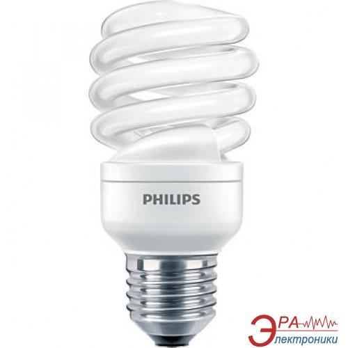 Энергосберегающая лампа Philips E27 23W 220-240V WW 1PF/6 Econ Twister (929689848512)