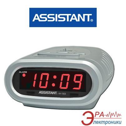 Многофункциональные часы Assistant AH-1063 red