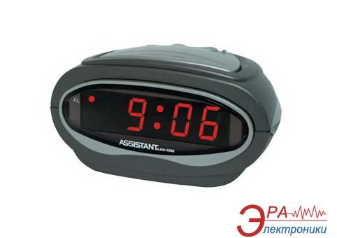 Многофункциональные часы Assistant AH-1066 red
