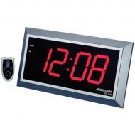 Многофункциональные часы Assistant AH-1080 red
