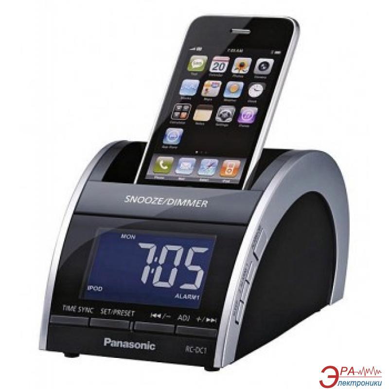 Многофункциональные часы Panasonic RC-DC1EG-K