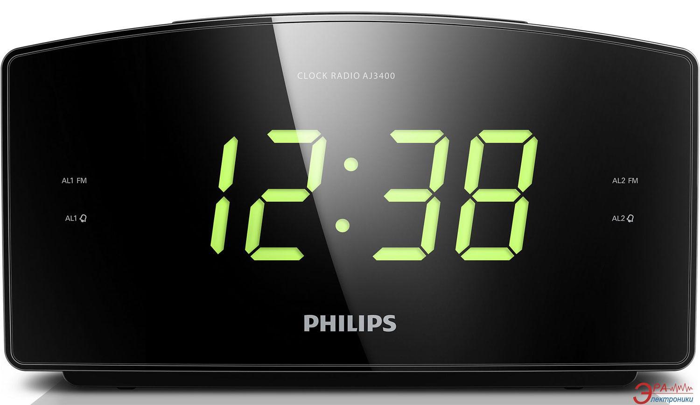 Многофункциональные часы Philips AJ3400/12