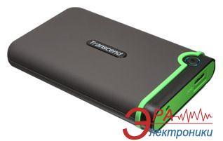 Внешний винчестер 500GB Transcend StoreJet 25M3 TS500GSJ25M3