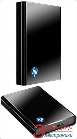 Внешний винчестер HP Portable WDBACZ7500ABK-EESN