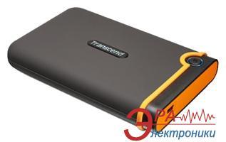 Внешний винчестер 500GB Transcend StoreJet 25M2 (TS500GSJ25M2)