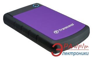 Внешний винчестер 500GB Transcend StoreJet 25H2P (TS500GSJ25H2P)