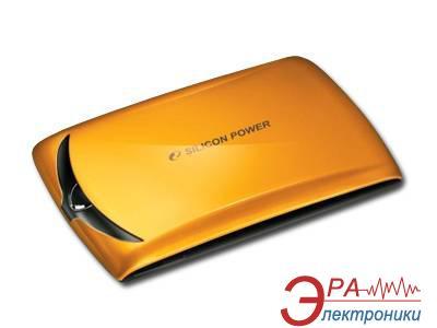 Внешний винчестер Silicon Power Stream S10 (SP640GBPHDS10S3O)