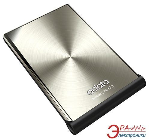 Внешний винчестер A-Data NH92 Silver (ANH92-750GU-CSV)