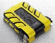 ������� ��������� A-Data SH93 Yellow (ASH93-750GU-CYL)